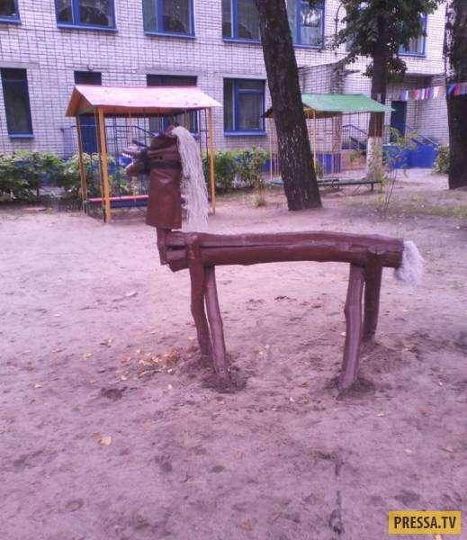 Забавные фотографии с родных просторов (41 фото)