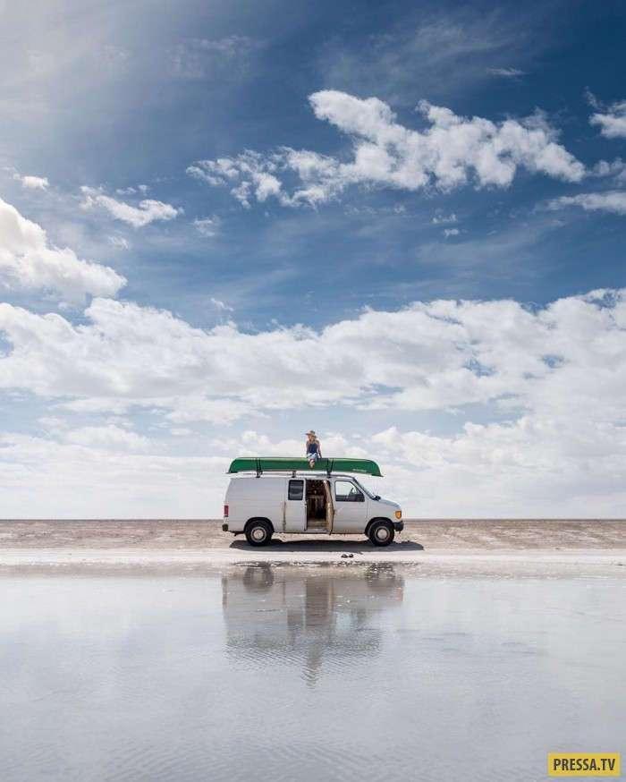 VanLife — совершенно новое движение путешественников (24 фото)