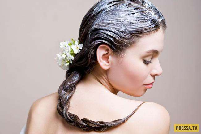 ТОП-7 природных способов укрепления волос (7 фото)