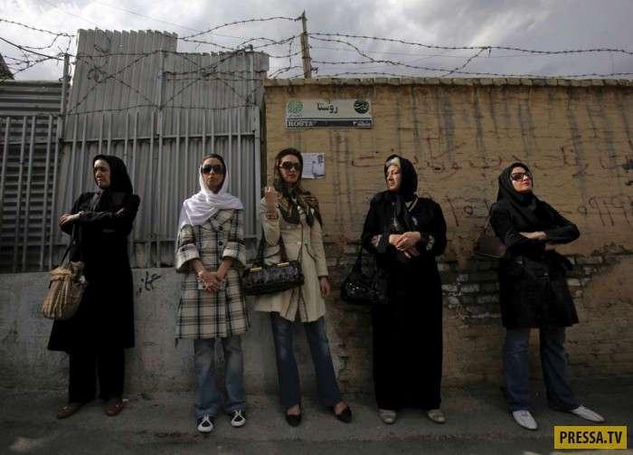 Повседневная жизнь обычных людей в Иране (30 фото)