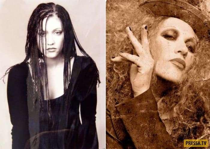 Неожиданное исчезновение Линды - легенды 90-х (14 фото + 2 видео)