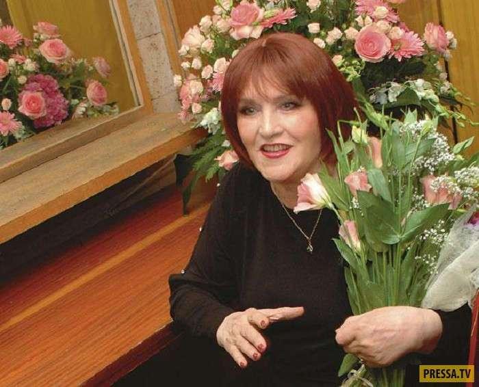 Нонна Мордюкова - актриса с трагической судьбой (16 фото)