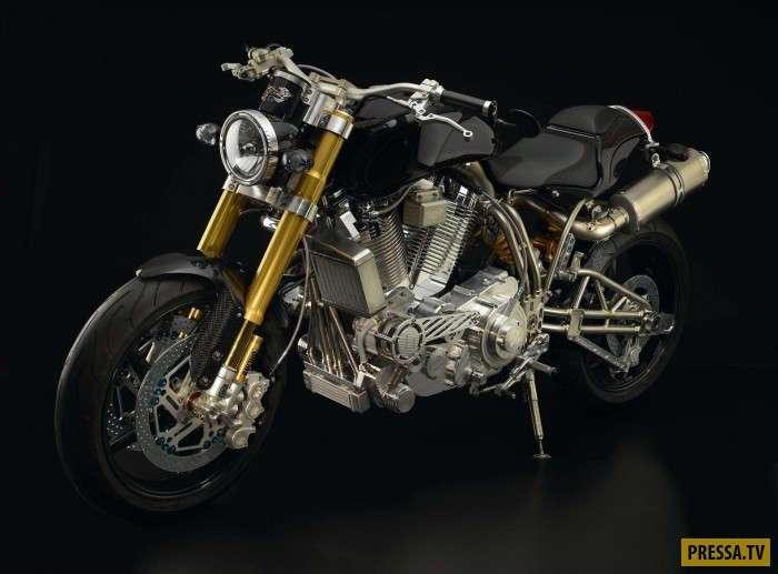 ТОП-10 самых дорогих мотоциклов в мире (10 фото)