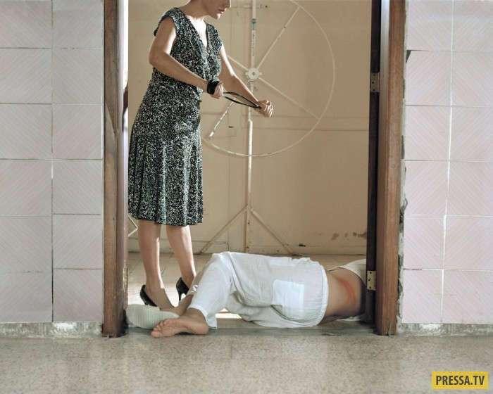 Клиника в Эквадоре для лечения однополой любви (15 фото)