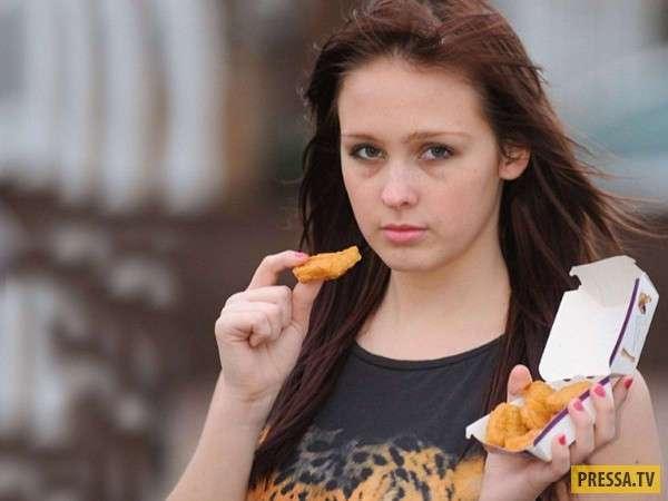 ТОП-10 жутких историй про питание и диеты (10 фото)