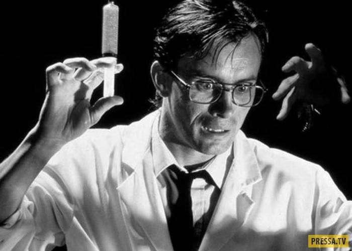 Топ 15: Самые невероятные и шокирующие научные эксперименты (16 фото)
