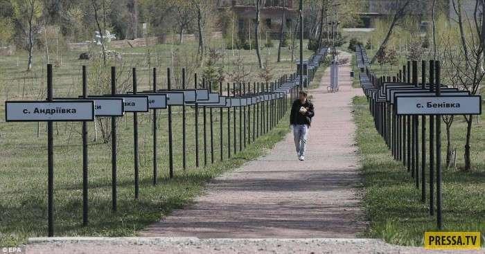 31 год со дня Чернобыльской трагедии (18 фото)