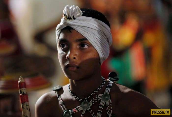 Будни жизни в Шри-Ланке (25 фото)