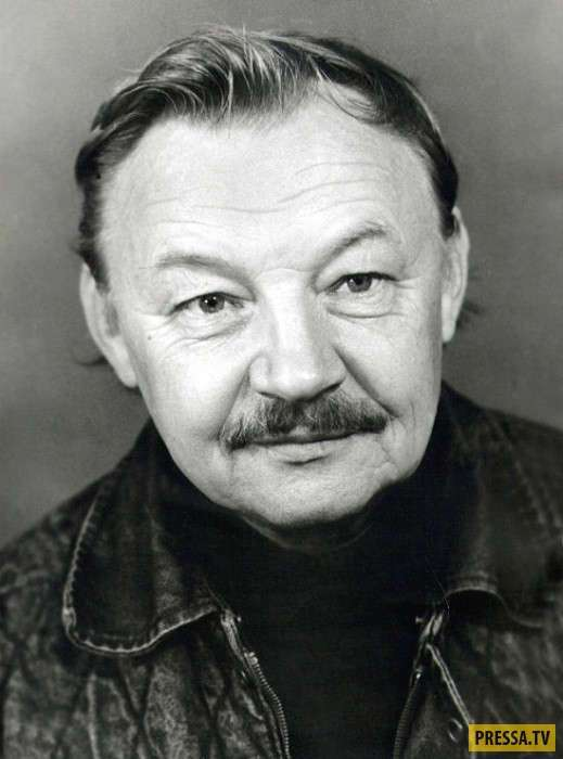 Популярный советский актер театра и кино Михаил Кононов (8 фото)