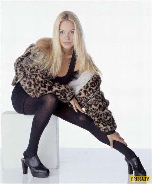 Памела Андерсон в молодости (42 фото)