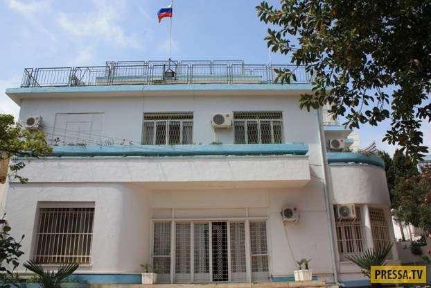 Как выглядят посольства России в разных странах (20 фото)