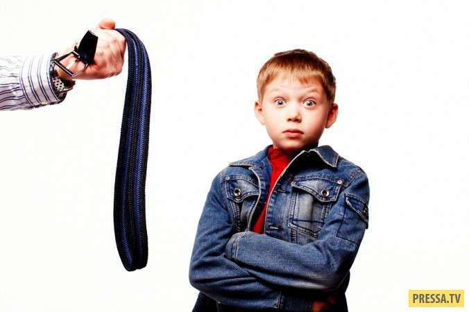 Боюсь за послушных детей