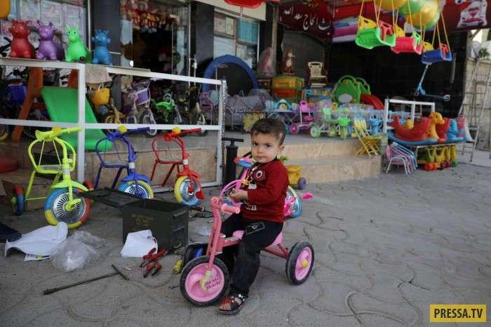 Выразительные фотографии повседневной жизни в Ираке (30 фото)