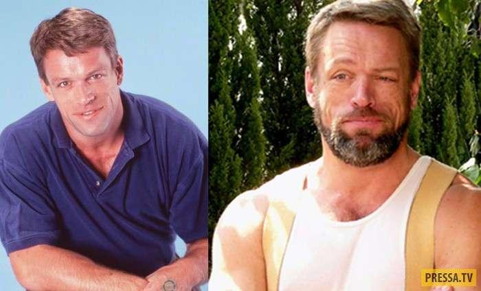 Тогда и сейчас: Любимые актеры 80-90х (25 фото)