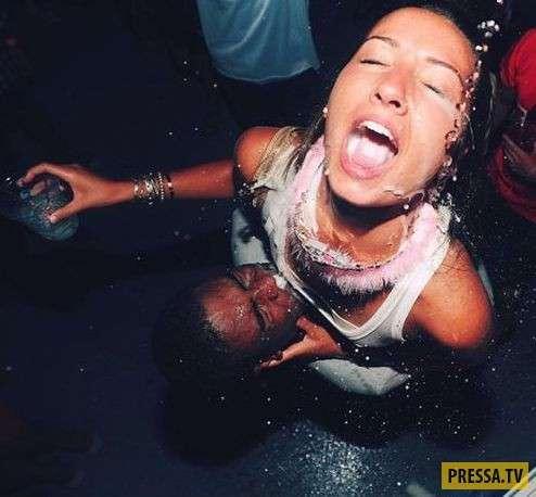 Бесплатное для девушек шампанское (28 фото)