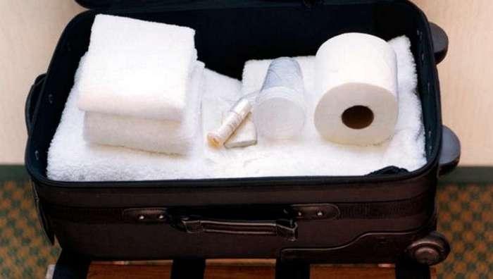 Когда работники отелей уже не удивляются отсутствию совести посетителей