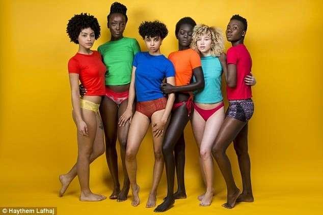 Фотопроект с темнокожими моделями закончился скандалом