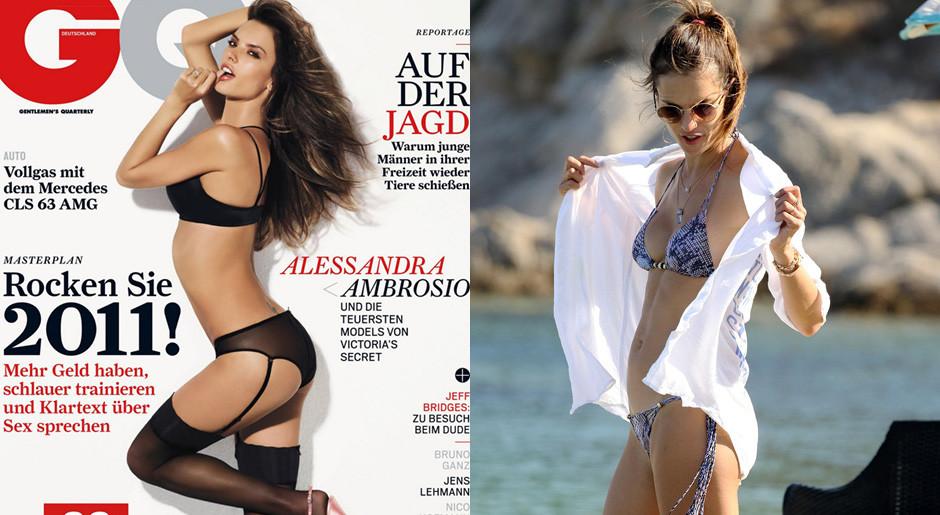 Знаменитые женщины на обложках и в жизни. Разительный контраст!