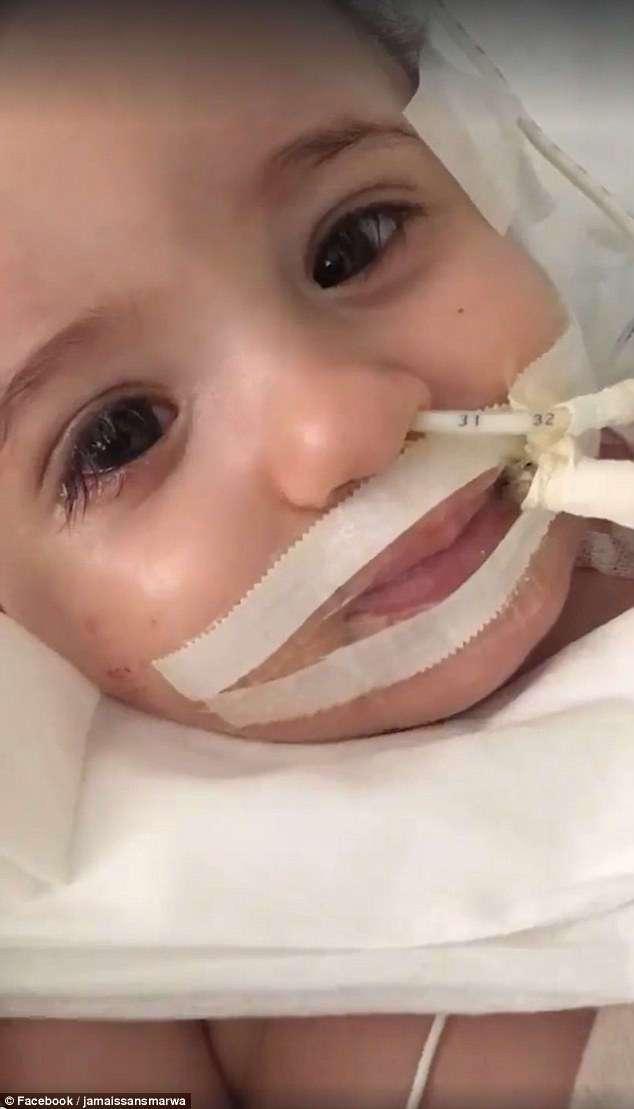 Врачи хотели отключить ребенка от аппарата жизнеобеспечения, но родители отказались. И тут малыш открыл глаза...