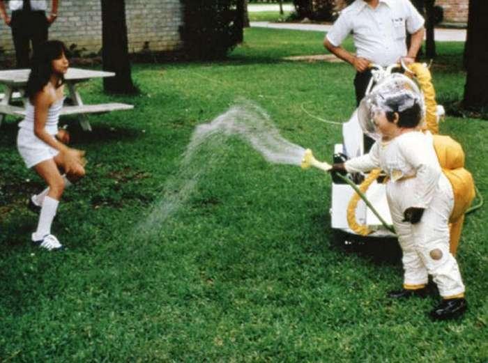 Мальчик из пузыря: человек, который жил в полиэтилене