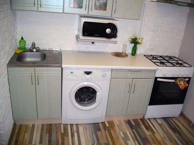 Ремонт на кухне 10 кв м. всего за $550! Вы должны это увидеть!