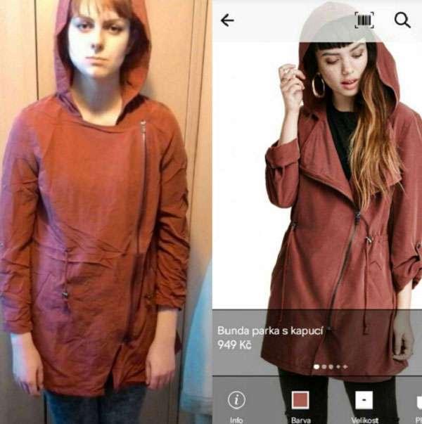 14 фотографий неудачных покупок в интернете. Смех сквозь слезы!
