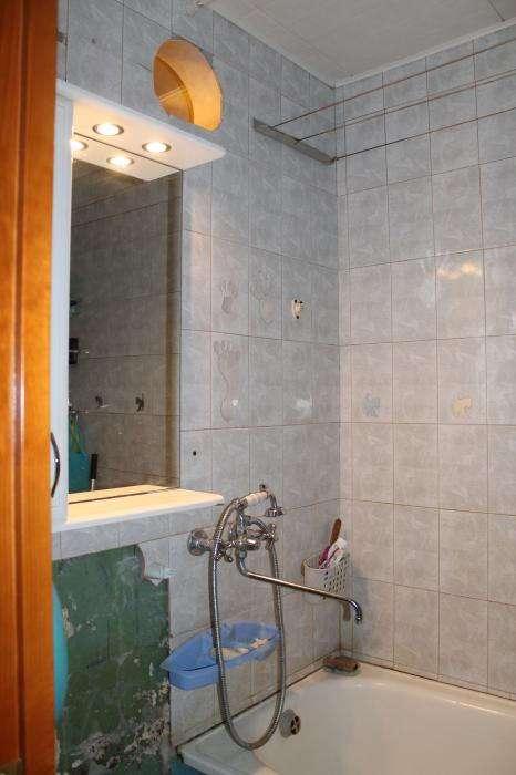 Ремонт в очень маленькой ванной: поэтапный фотоотчет