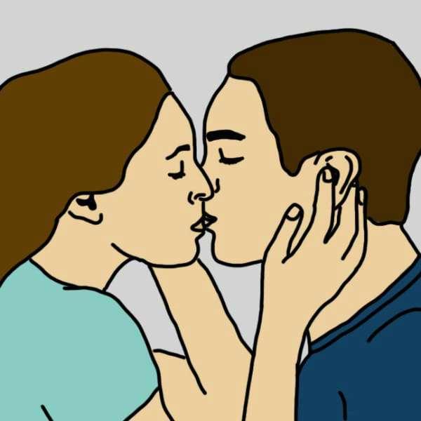 О чем говорят ваши поцелуи. 11 основных типов