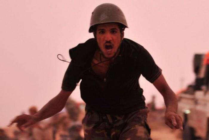 Ливия - 6 месяцев войны (40 фото)