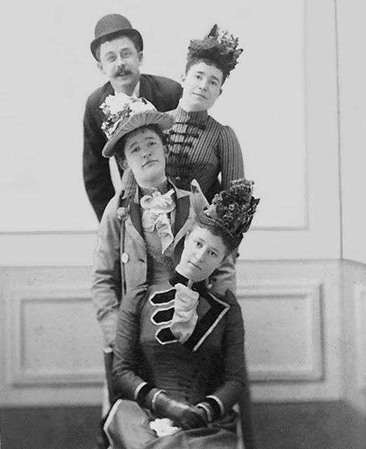 Смешные фото из старины (19 фото)
