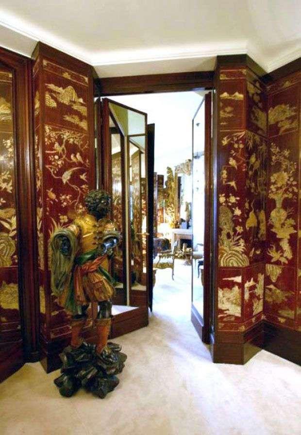 Квартира Коко Шанель в Париже (13 фото)