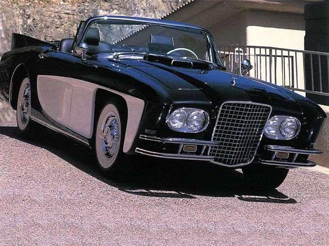 Gaylord Gladiator - причудливый автомобиль для очень богатых (9 фото)