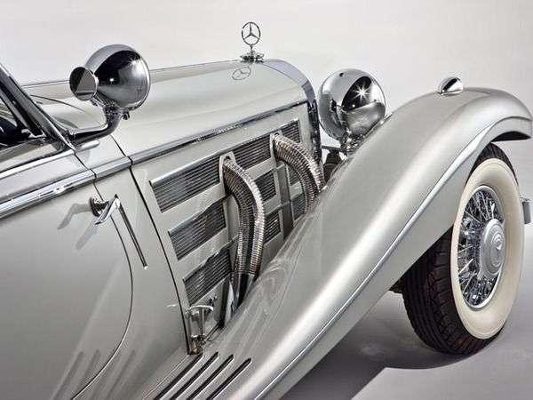 Продан самый дорогой Mercedes (9 фото)