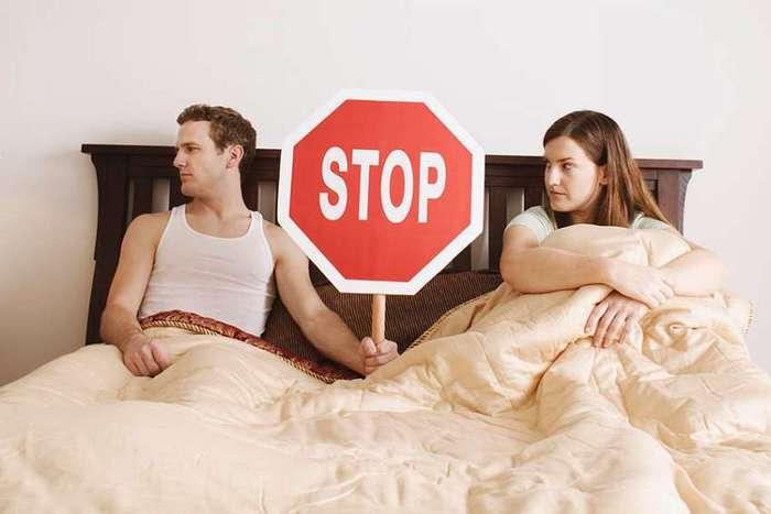 7 неприятностей, которые могут возникнуть у тех, кто редко занимается сексом