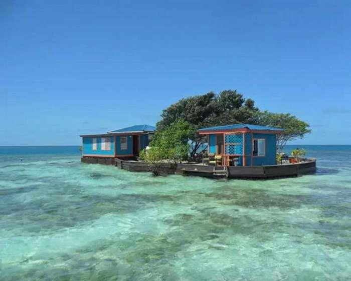 15 островов, снять которые можно за очень небольшие деньги