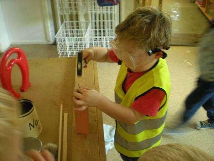 Особенности западного воспитания в детских садиках