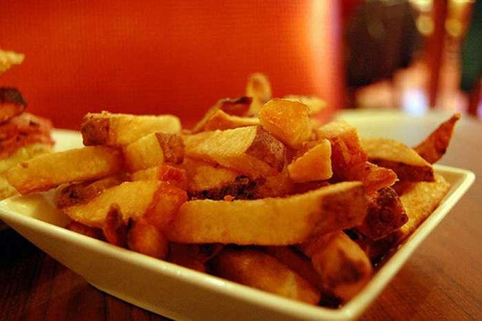 От каких продуктов мы быстрее всего набираем вес