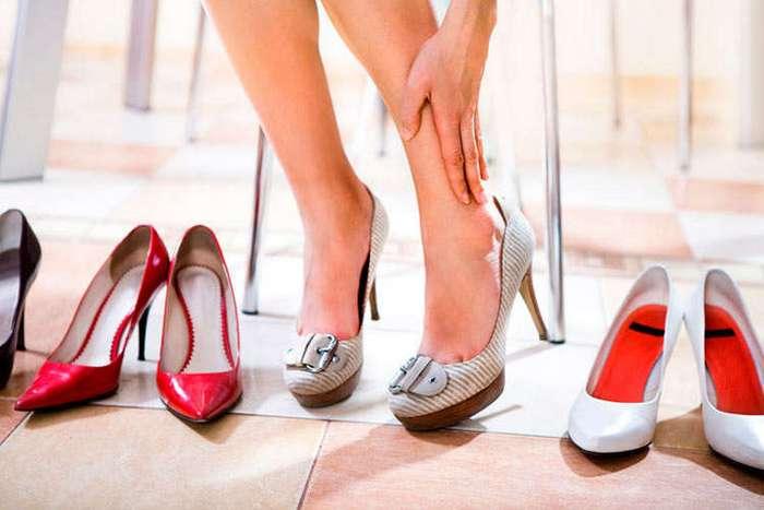 С этим трюком ваши ноги больше не будут болеть из-за каблуков!