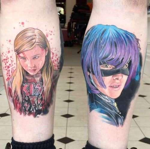 Татуировки на любой вкус (26 фото)