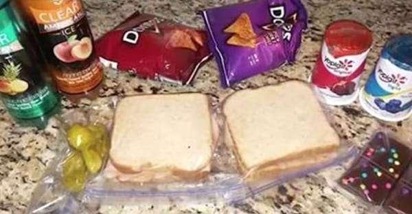 Она удивилась, когда сын попросил готовить два обеда в школу. Вот для чего…