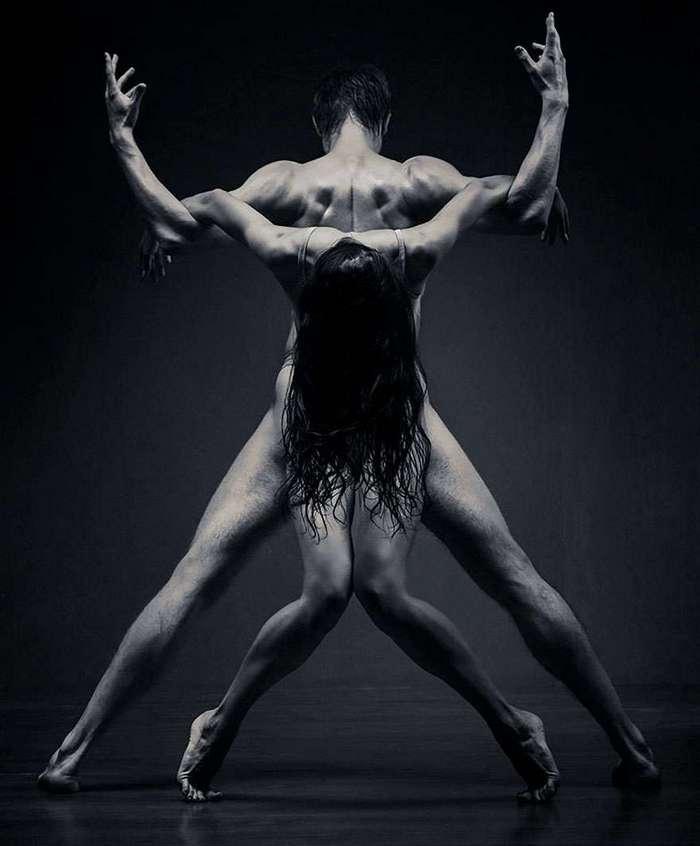 Украинский скульптор сделал фотографии танцоров. Это настоящие произведения искусства!