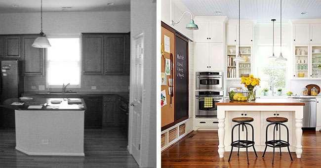 15 идей для кухни, после которых хочется тут же начать ремонт