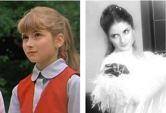 Вот как сложилась жизнь знаменитых юных актрис советского кино