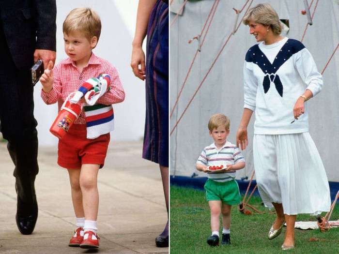 Вот почему принц Джордж всегда ходит в шортах