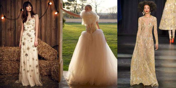 Какое свадебное платье подойдет вашему знаку Зодиака?