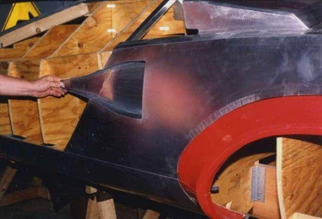 Мужчина потратил 17 лет чтобы своими руками создать Lamborghini