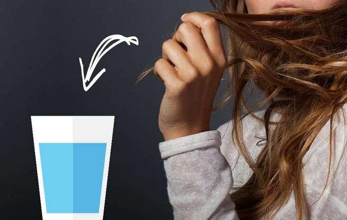 Простой способ проверить, здоровые у вас волосы или нет