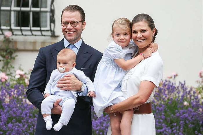 Вот что значит голубая кровь! От этих юных принцев и принцесс глаз не отвести!