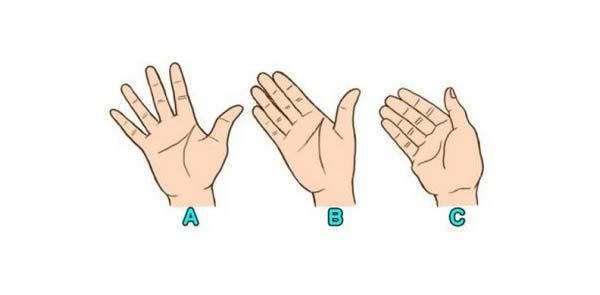 Зазор между пальцами может многое рассказать о вашей личности. Проверим?
