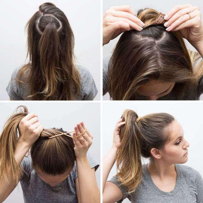 17 лайфхаков, которые помогут сделать ваши волосы более густыми и объемными